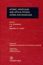 Atomic, Molecular, and Optical Physics : Atoms and Molecules: Volume 29B: Atomic, Molecular, And Optical Physics