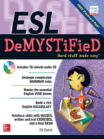 ESL DeMYSTiFieD - Ed Swick