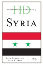 Historical Dictionary of Syria - David Commins