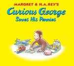 Curious George Saves His Pennies - H. A. Rey
