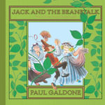 Jack and the Beanstalk - Paul Galdone