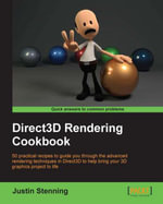 Direct3D Rendering Cookbook - Stenning   Justin