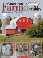 American Farm Collectibles : Identification and Price Guide - Russell E Lewis