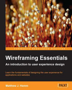 Wireframing Essentials - Hamm   Matthew J.