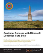 Customer Success with Microsoft Dynamics Sure Step - Shankar   Chandru