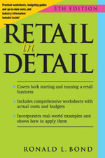 Retail in Detail - Ronald L. Bond