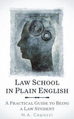Law School In Plain English - N.A. Capozzi