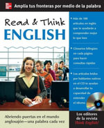 Read & Think English - Editors of Think English! magazine