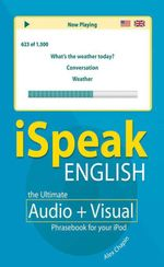 iSpeak English Phrasebook - Alex Chapin