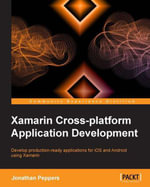 Xamarin Cross-platform Application Development - Peppers  Jonathan