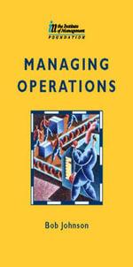 Managing Operations - Bob Johnson