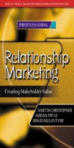 Relationship Marketing - Martin Christopher