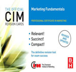 CIM Revision Cards Marketing Fundamentals - Maggie Jones