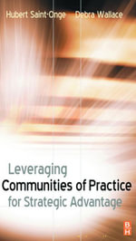 Leveraging Communities of Practice for Strategic Advantage - Hubert Saint-Onge
