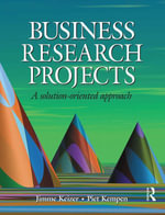 Business Research Projects - Jimme Keizer