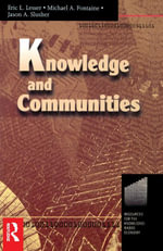 Knowledge and Communities - Eric Lesser