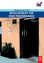 Development for High Performance Revised Edition -  Elearn