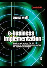 E-business Implementation - Dougal Watt