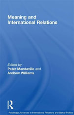 Meaning and International Relations - Peter Mandaville