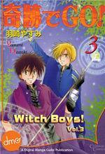 Witch Boys! Vol. 3 - Yasumi Hazaki