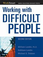 Working with Difficult People - Michael Singer Dobson