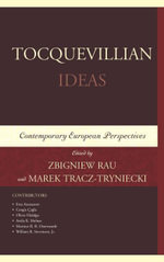 Tocquevillian Ideas : Contemporary European Perspectives