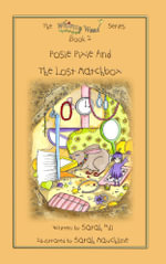Posie Pixie and the Lost Matchbox - Sarah Hill