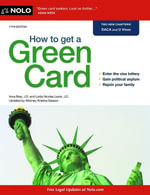 How to Get a Green Card - Ilona Bray