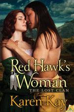 Red Hawk's Woman - Karen Kay