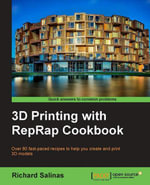 3D Printing with RepRap Cookbook - Salinas Richard