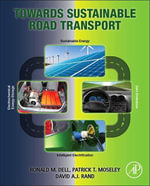 Towards Sustainable Road Transport - Ronald M. Dell