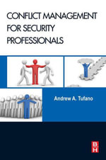 Conflict Management for Security Professionals - Andrew A. Tufano