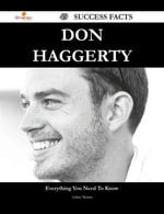 Don Haggerty 49 Success Facts - Everything you need to know about Don Haggerty - Adam Moran