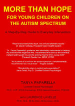 More Than Hope, For Young Children On The Autism Spectrum - Tanya Paparella