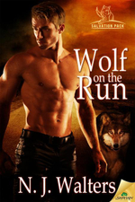 Wolf on the Run - N.J. Walters