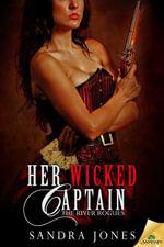 Her Wicked Captain - Sandra Jones