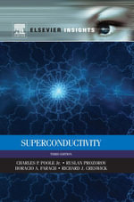Superconductivity - Charles P., Jr. Poole