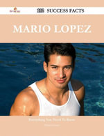Mario Lopez 132 Success Facts - Everything you need to know about Mario Lopez - Phillip Navarro