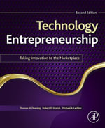 Technology Entrepreneurship : Taking Innovation to the Marketplace - Thomas N. Duening