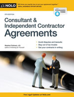 Consultant & Independent Contractor Agreements - Stephen Fishman