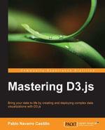 Mastering D3.js - Castillo Pablo Navarro