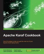 Apache Karaf Cookbook - Nierbeck Achim