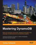 Mastering DynamoDB - Deshpande Tanmay