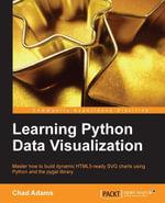 Learning Python Data Visualization - Adams Chad