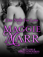 One Night For Love - Maggie Marr