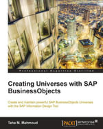 Creating Universes with SAP BusinessObjects - Mahmoud   Taha M.