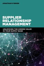 Supplier Relationship Management - Jonathan O'Brien