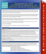 Diagnostic and Statistical Manual of Mental Health Disorders : Speedy Study Guides - Speedy Publishing
