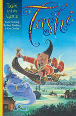 Tashi and the Genie - Anna Fienberg