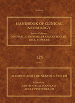 Alcohol and the Nervous System : Handbook of Clinical Neurology